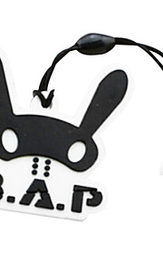 B.A.P BAP 로고 마크 전화 먼지 플러그