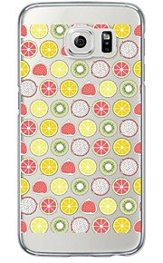 Fruits Pattern Soft Ultra-thin TPU Back Cover For Samsung GalaxyS7 edge/S7/S6 edge/S6 edge plus/S6/S5/S4