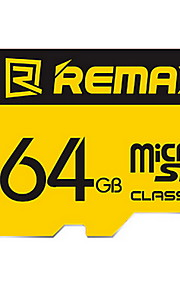 Remax 64gb class10 24m / s tf Flash-Karte