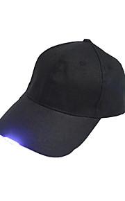 Hoeden Unisex UV bestendig / Ademend hoofd Training&Fitness / Vissen / Honkbal / Golf Zwart / Donker Blauw KatoenLente / Zomer / Herfst /