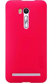 뒷면 커버 충격방지 / 울트라-씬 / 불투명 한색상 PC 하드 Ultra-thin/Frosted/Shockproof 케이스 커버를 들어 OtherAsus Zenfone 2 Laser ZE550KL / Asus ZenFone 3
