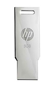 unità flash USB v236w meeallic design compatto 8gb