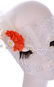 Lace Mask 1pc Holiday Party Decorations Masques Cool / Mode Taille unique Blanc Dentelle