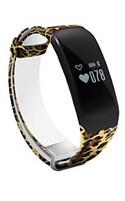 no logo H5 Relógio Inteligente / Monitor de AtividadePedômetros / Tora de Exercicio / Saúde / Esportivo / Monitoramento do Sono /
