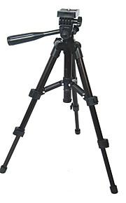 aluminium fiskeri teleskop stativ niveauer headform holder SLR kamera stativ