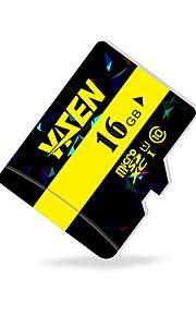 Yisen 16gb UHS-I U1 / clase 10 microSD / microSDHC / microSDXC / tfmax leer speed80 (MB / s)