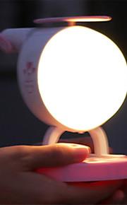 מסוק הוביל אורות הלילה עיתוי אינדוקצית מגע 5V USB מנורות חידוש lamparas ילדי צבע RGB lampes