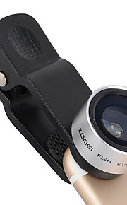 Zomei® 17Mm 180°Fisheye Clip Iphone Lense for Iphone/Android Smartphone Camera