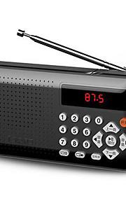 musik tf kort mini-högtalare mp3-spelare radio
