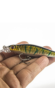 Lot 5pcs 8.5cm 8g Super Price Fishing Tackle 3D eyes Minnow Fishing Lure Fishing Bait