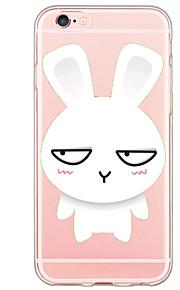 Funda Trasera Ultra-Fino / Traslúcido Animal TPU Suave Cubierta del caso para Apple iPhone 6s Plus/6 Plus / iPhone 6s/6 / iPhone SE/5s/5