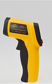 IR-termometer (mätområde: -50 ~ 550 ℃)