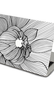 1 st Reptålig Genomskinlig plast Klistermärke Ultratunnt / Matt FörMacBook Pro 15 '' med Retina / MacBook Pro 15 '' / MacBook Pro 13 ''