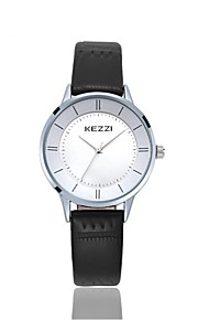 kezzi simple style  quartz couple watches 1271D