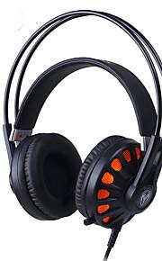 Somic G932 Høretelefoner (Pandebånd)ForComputerWithMed Mikrofon / DJ / Lydstyrke Kontrol / Gaming / Hi-Fi