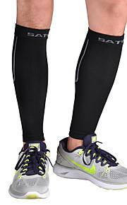 Running Compression Socks Unisex  Nylon/ Elastane / Quick Dry/ Camping & Hiking / Fitness / Leisure Sports /