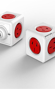 Cube Socket Intelligent Cube Socket Red Along The Paragraph.