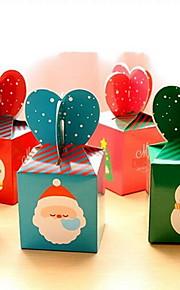 Smykkeskrin Papir 1pc Rød / Blå / Grøn