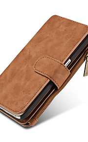 Per Samsung Galaxy Custodia Porta-carte di credito / A portafoglio / Con supporto / Con chiusura magnetica / A calamita Custodia Integrale