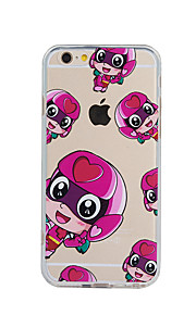 Back Cover Pattern Adorable Eyes Acrylic Hard Case Cover For Apple iPhone 6s Plus/6 Plus / iPhone 6s/6 / iPhone SE/5s/5