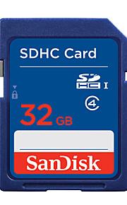 SanDisk SD Card 32GB C4 SD SDHC Memory Card Class 4 Camera Memory Sd Cards