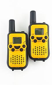 1 Pair Lovers Walkie-Talkie  Intercom Parent-Child Activities  Mini Radio