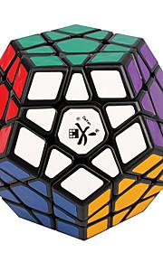 Dayan® apaziguadores do stress / Cubos Mágicos MegaMinx / Cube velocidade lisa Preta Plástico Brinquedos