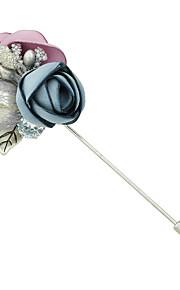 nye mode rhinestone blomst broche pin for dame