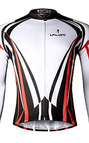 Ilpaladin Sport Men Long Sleeve Cycling Jerseys  CX711 Red Cool