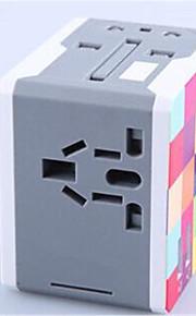 JIUSHANG Cabeada Others Intelligent charging socket Branco / Cinzento