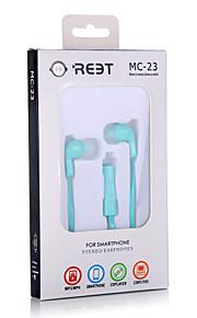 Neutre produit MC-23 Casques (Bandeaux)ForLecteur multimédia/Tablette / Téléphone portable / OrdinateursWithAvec Microphone / DJ /