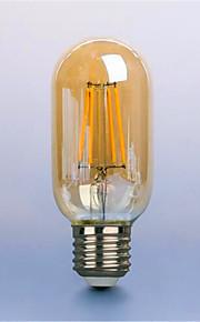 6W E26/E27 フィラメントタイプLED電球 P45 6 SMD 5730 420 lm 温白色 装飾用 V 1個