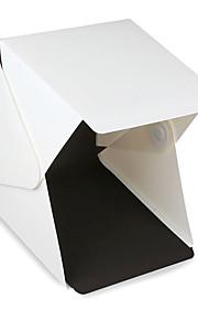 1 Hvid 1A LED Lampe