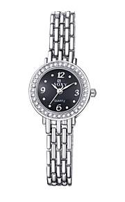 Mulheres Relógio de Moda / Bracele Relógio Quartz Impermeável Lega Banda Pendente / Casual Branco marca
