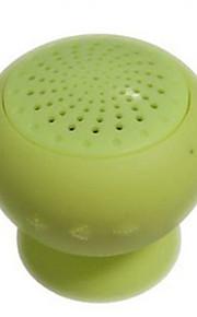 bts-06 vier waterproof bluetooth speaker paddestoel hoofd hands-free car audio