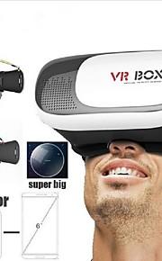 Hot Brand VR BOX II 2 3D Glasses Version Virtual Reality Video Movie Game Glasses Headset