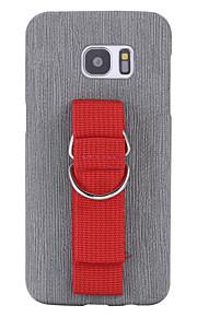 ל אולטרה דק מגן כיסוי אחורי מגן צבע אחיד רך דמוי עור Samsung S7 edge / S7 / S6 edge plus / S6 edge / S6 / Other