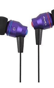 AWEI ES-800i Auriculares (Earbuds)ForReproductor Media/Tablet / Teléfono Móvil / ComputadorWithAislamiento de Ruido