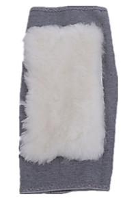 Warm Wool Knee Medical Equipment Maintenance Wool Knee Pads