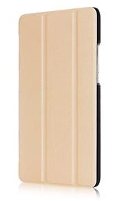 mønster ensfarvet pu læderetui med søvn for 8 tommer Huawei ære tablet 2 (JDN-al00 og JDN-W09)