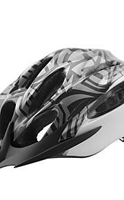 Dam / Herr / Unisex Cykel Hjälm 18 Ventiler Cykelsport Cykling / Bergscykling / Vägcykling / Rekreation Cykling One size PC / epsGrön /