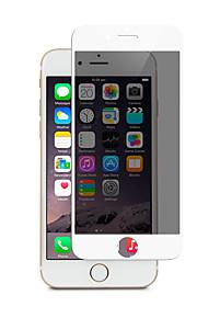 リンゴのためのフルスクリーンのプライバシーアンチスパイ強化ガラス9H ZXD 2.5D / 6スクリーンプロテクター保護フィルムをiphone6s