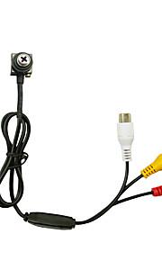 Cmos 600TVL Security Indoor CCTV Camera Mini Screw Camera Hidden Camera Size 15mm*15mm*19mm