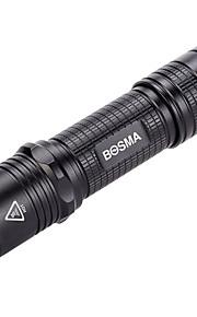 LED-Zaklampen / Fietsverlichting / Handzaklampen LED 288 Lumens 5 Mode LED CR123A Waterdicht / Oplaadbaar / Zak / Super Light
