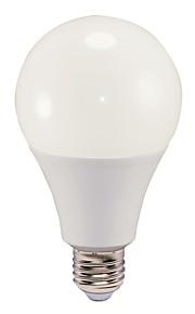 20W E26/E27 LED-globepærer A95 30 SMD 2835 1650 lm Varm hvit AC 220-240 V 1 stk.