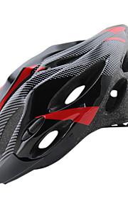 Dam / Herr / Unisex Cykel Hjälm 20 Ventiler Cykelsport Cykling / Bergscykling / Vägcykling / Rekreation Cykling One size PC / epsGul /