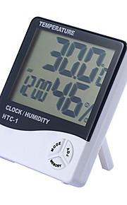 Digital Display Clock Alarm Clock Thermometer