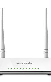 Tenda D301 беспроводной модем ADSL маршрутизатор WiFi английская прошивка 300м сети расширитель ретранслятор аппаратного 3c CE RoHS WiFi