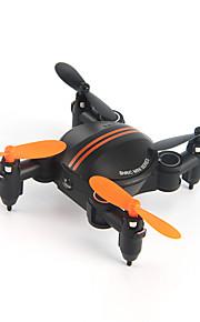 Drone RC SH1 4CH 6 Eixos 2.4G Com Câmera Quadcóptero RCIluminação De LED Auto-Decolagem Seguro Contra Falhas Modo Espelho Inteligente Vôo