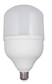 55W E26/E27 LED-globepærer T140 120 SMD 2835 4060 lm Varm hvit AC 220-240 V 1 stk.